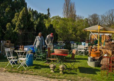 Antiques & Garden