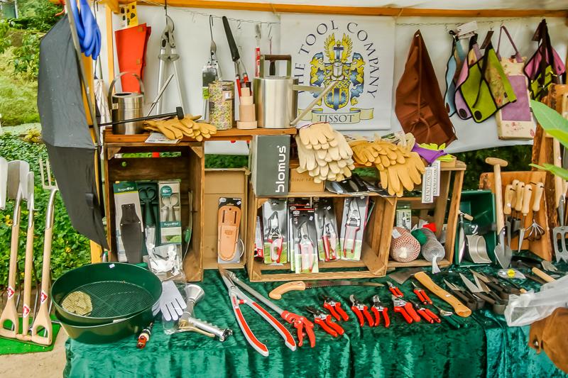 Tissot The Tool Company GmbH auf dem Berliner Staudenmarkt