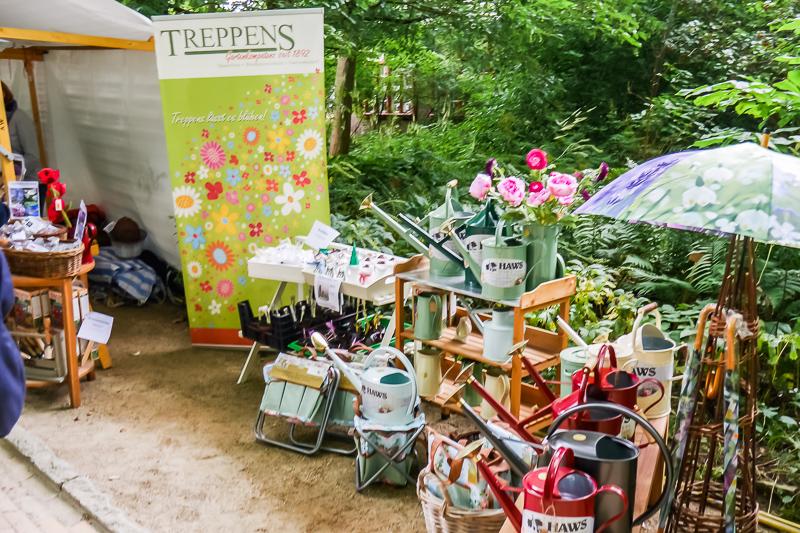 Treppens & Co Samen GmbH auf dem Berliner Staudenmarkt